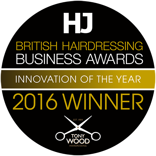Tony Wood Hair Portsmouth British Hairdressing Business Awards Innovation of the Year