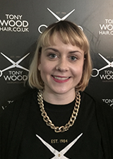 Lucy Kirby Tony Wood Hairdressing Portsmouth Stylist